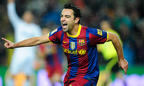 Xavi. He's not all bad, y'know