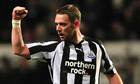 Newcastle's Kevin Nolan