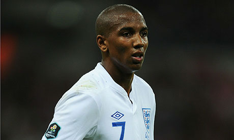 Ashley Young signs for United