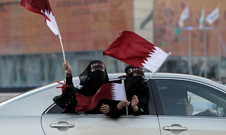 Qatar already knows how to Qatari Women Hot