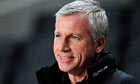 Alan Pardew set to be Newcastle manager