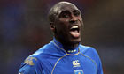 Sol Campbell's breakdown of his income while at Portsmouth has alarmed the taxman