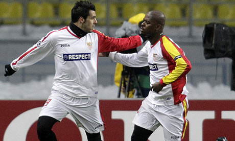 CSKA Moscow v Sevilla