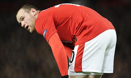 wayne rooney shrek. Wayne Rooney has struggled for