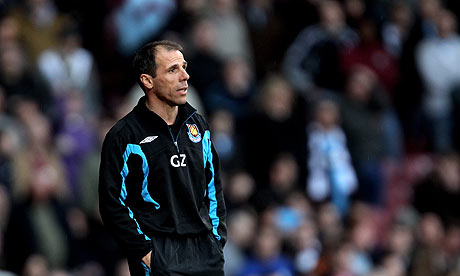 David Sullivan made one mistake with Gianfranco Zola. He should have sacked him when he had the chance in January.   Martin Samuel