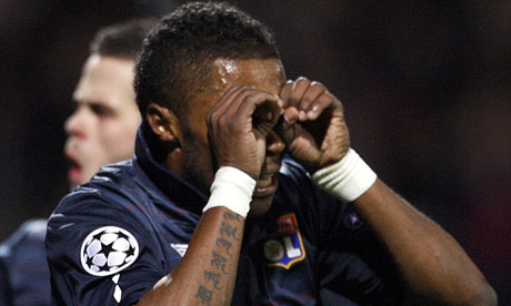 Lyon will fancy their chances of scoring in Bordeaux and advancing to the Champions League semi finals