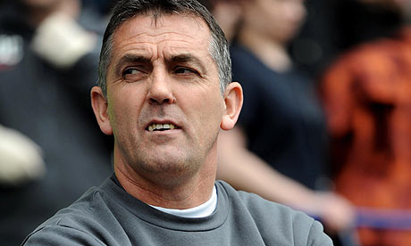 'This is an all-consuming job' – Bolton's Owen Coyle on management | Football | The Guardian - Owen-Coyle-Bolton-manager-001
