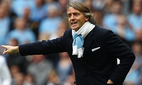 Roberto Mancini, Manchester