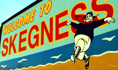 Welcome to Skegness