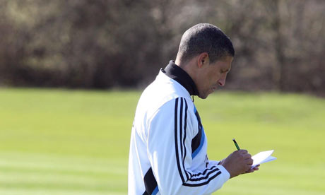 Chris Hughton has his work cut-out ahead of the Premier League campaign