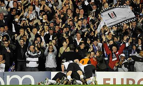 Fairytale Fulham; Benitez (& Gerrard) on the brink at Liverpool & Mourinhos trophy winning guarantee