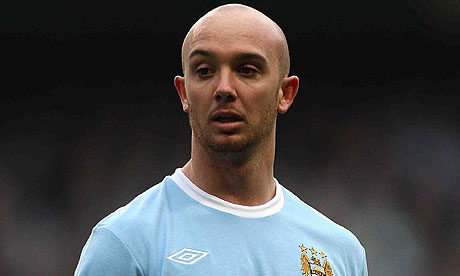 Stephen Ireland must 'change his head', says Roberto Mancini | Football | The Guardian - Stephen-Ireland-is-one-of-006