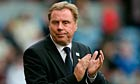 Harry Redknapp, Tottenham manager