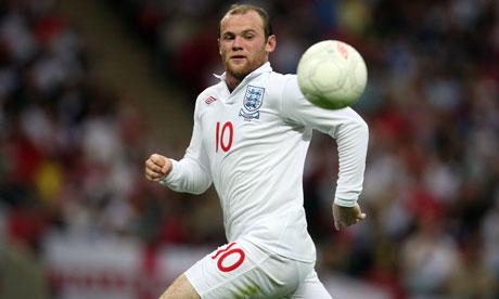 wayne rooney 2010. Wayne Rooney