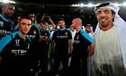 Sheikh Mansour and Manchester City