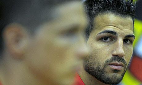 The video no Gooner will enjoy watching: Fabregas on his Arsenal future