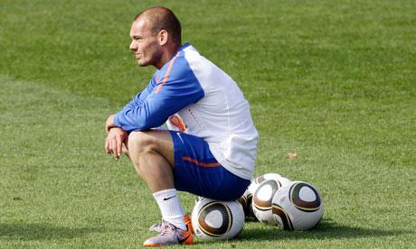wesley sneijder fotos. Wesley Sneijder