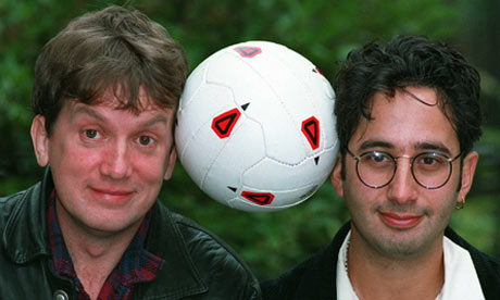 Baddiel and Skinner