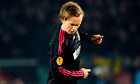 The Ajax striker Siem de Jong