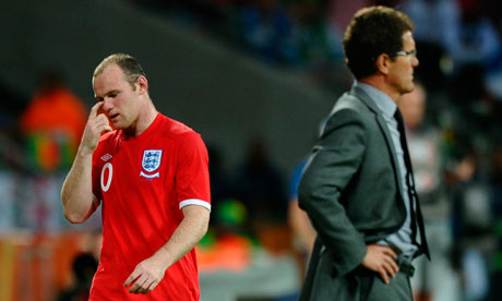 wayne rooney 2010. Wayne Rooney#39;s face looked