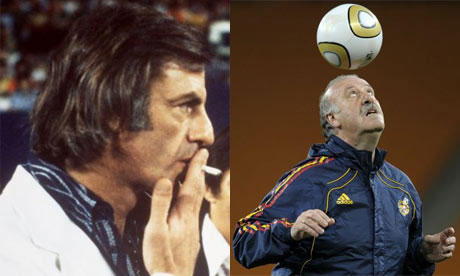 Menotti and Del Bosque
