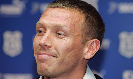 My mate Craig Bellamy has just become the second most famous player in the