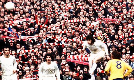 Sunderland v Arsenal 1973