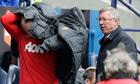 Wayne Rooney & Sir Alex Ferguson