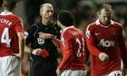 Rafael da Silva Tottenham v Manchester United