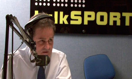 Richard Keys former Sky S 007 Keys has had a ringside seat over the years, watching various figures in English football hang themselves with their word... it did not stop him repeating the same mistakes. (Sam Wallace)