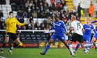 Diomansy Kamara hits hat-trick in Fulham romp against Peterborough