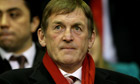 kenny Dalglish, new Liverpool manager