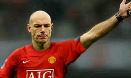 Howard Webb - Twitter