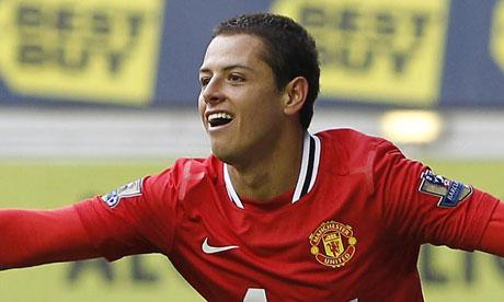Manchester United : Javier Hernandez vers l'Inter Milan ?
