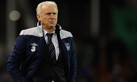 Giovanni Trapattoni signs new Ireland contract until 2014 World Cup