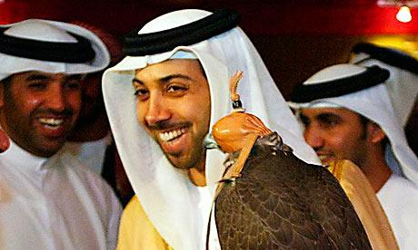Sheikh Mansour bin Zayed al-Nahyan, the power behind Manchester City