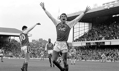 Arsenal v Norwich, 1989