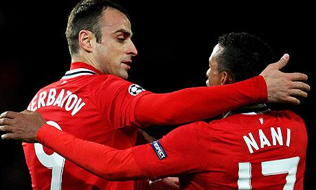Manchester Unite v Benfica