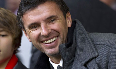 Tributes pour in for Gary Speed as football mourns a great man