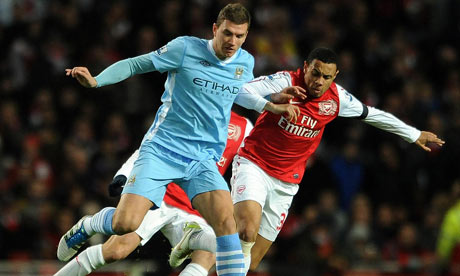 Arsenal v Manchester City – as it happened
