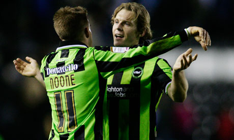 Derby County 0-1 Brighton & Hove Albion
