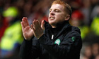 Celtic manager Neil Lennon says his job is not dependent on beating Motherwell.