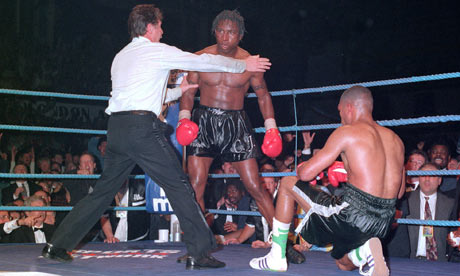 Nigel Benn to fight in Middlesbrough Farewell Show
