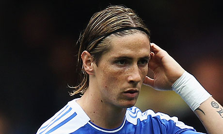 Chelsea will wait for Fernando Torres to find form - André Villas-Boas | Football | The Guardian - Fernando-Torres-Chelsea-007