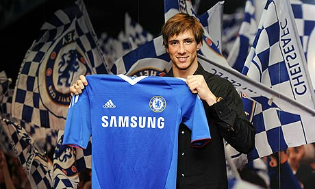 Fernando Torres is ours, bitches