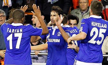 Raúl Schalke Valencia