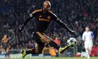 Chelsea's Nicolas Anelka
