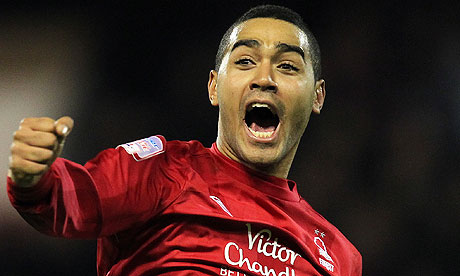 Lewis McGugan could well be celebrating again
