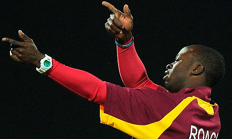 West Indies Kemar Roach