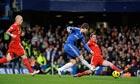 Fernando Torres Jamie Carragher Chelsea Liverpool